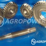 Rotavator-Gear
