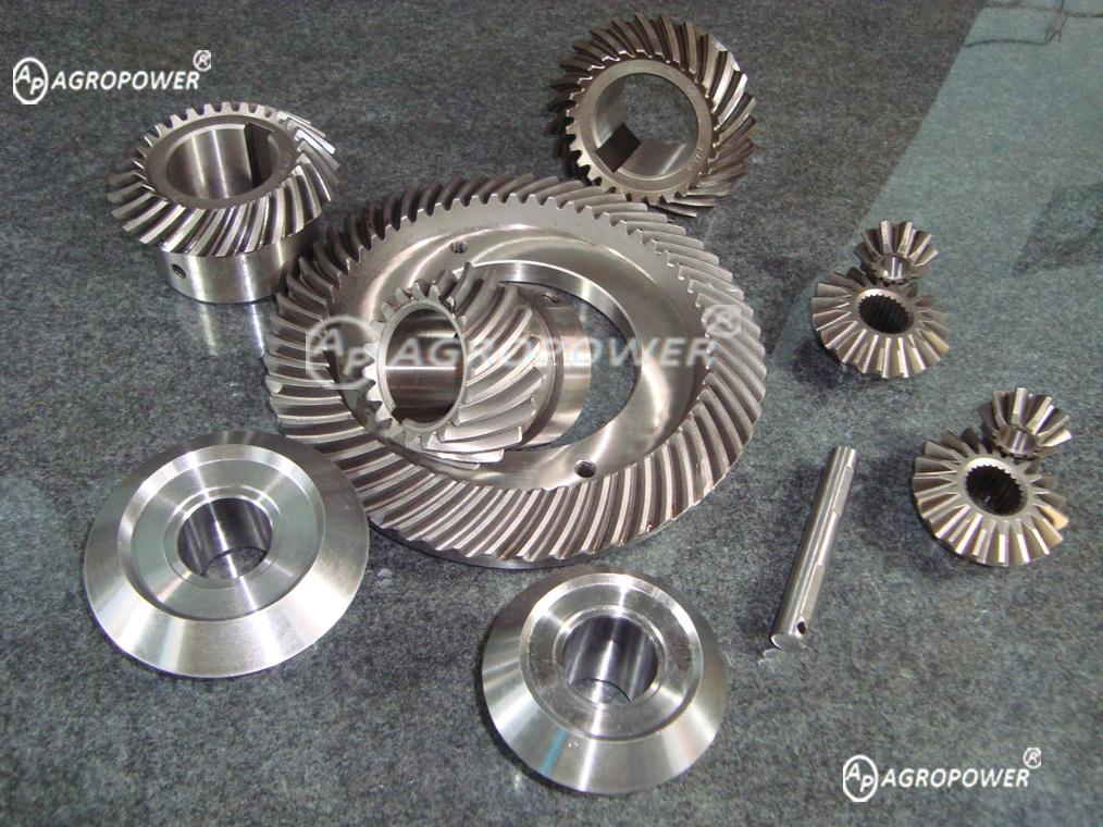 Spiral bevel gears 01