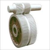 Double-Helical-Gear-Set