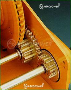 Winch Gear