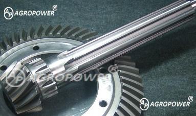 straight spline gears