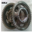 GEAR ASSY. (IDLER) WITH BUSH C5NE6A253A