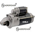 STARTER MOTOR WITH REDUCER 9142764R