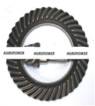 crown wheel pinions